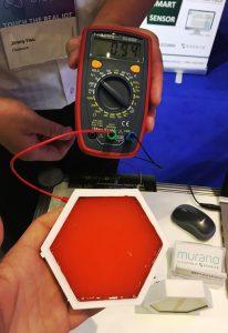 Ukázka fungování technologie Flexwave.