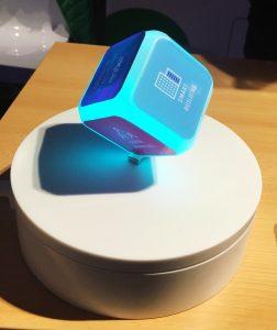 Smartcube vypadá jako z jiného vesmíru, jeho použití je nicméně až dětsky snadné.
