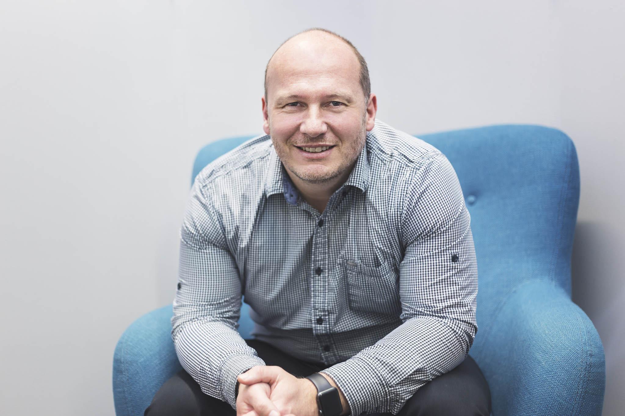 Jiří Malecha - zakladatel ZOOCO